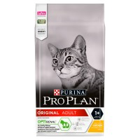 PRO PLAN Original Chicken Dry Adult Cat Food 10kg