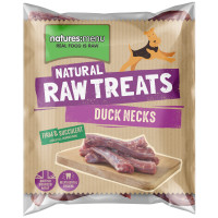 Natures Menu Duck Necks Raw Frozen Natural Dog Treat 7 Pieces