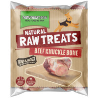 Natures Menu Beef Knuckle Raw Frozen Natural Dog Treat 1 Piece