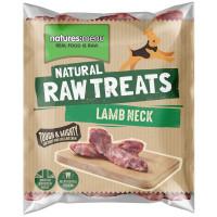 Natures Menu Lamb Neck Raw Frozen Natural Dog Treat