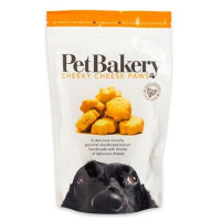 Pet Bakery Cheese Paws Dog Treats 190g x 6