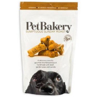 Pet Bakery Sunday Roast Bones Dog Treats 190g