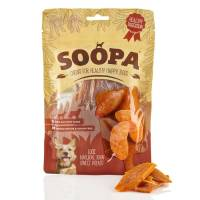 Soopa 100% Sweet Potato Dog Treat 100g