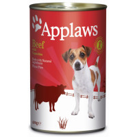 Applaws Beef with Vegetables Wet Dog Food 400g x 6