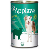 Applaws Lamb with Vegetables Wet Dog Food 400g x 6