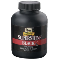 Absorbine Supershine Black Hoof Polish