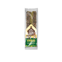 Supreme Stickles Treats 100g Timothy Hay & Herbs