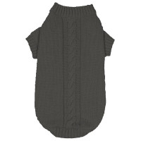 Banbury Knitted Dog Jumper in Grey
