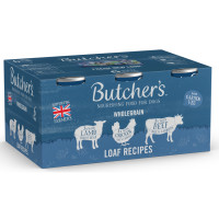 Butchers Wholesome Loaf Recipes Wet Dog Food