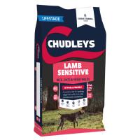 Chudleys Lamb & Vegetable Sensitive Dog Food  15kg