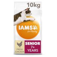 IAMS for Vitality Senior Chicken Dry Cat Food