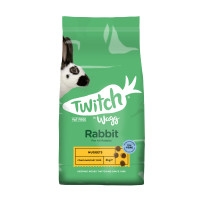 Wagg Twitch Rabbit Food