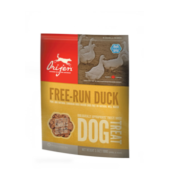 Orijen Freeze Dried Brome Lake Duck Dog Treats