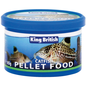 King British Catfish Pellets