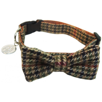 Pet London Stanley Bow Tie Dog Collar