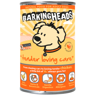 Barking Heads Tender Loving Care Adult Dog Food