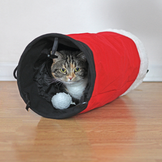 Rosewood Red Cat Tunnel