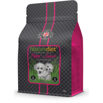 Naturediet Chicken & Turkey Puppy & Junior Dog Food