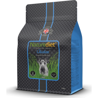 Naturediet Chicken Dry Dog Food