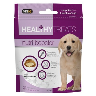 M&C Puppy Healthy Treats Nutri-booster Treats