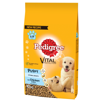 Pedigree Vital Protection Chicken Puppy Food