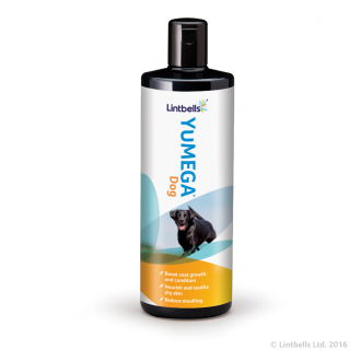Yumega Dog Skin & Coat Supplement