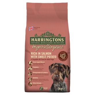 Harringtons Hypoallergenic Salmon & Potato Adult Dog Food