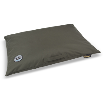 Scruffs Expedition Memory Foam Pillow Dog Bed Green