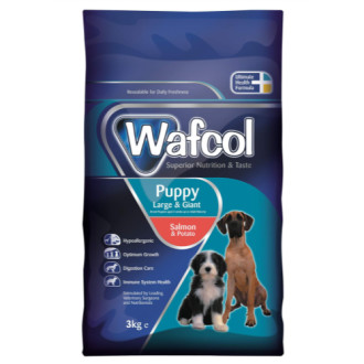 Wafcol Salmon & Potato Large & Giant Puppy Food