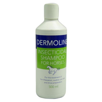 Battle Hayward and Bower Dermoline Shampoo Insecticidal