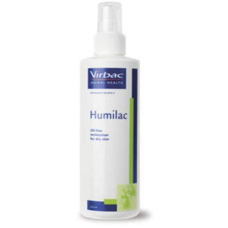 Virbac Humilac Skin & Coat Conditioner Spray