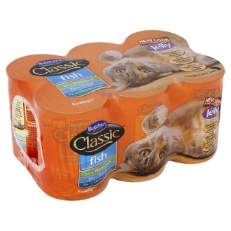 Butchers Classic Cat Fish Variety Pack