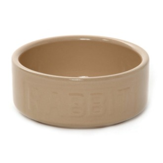 Mason Cash All Cane Lettered Rabbit Bowl