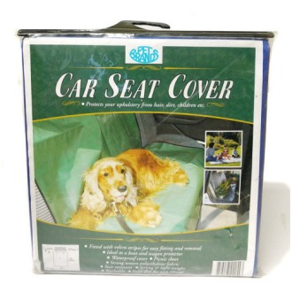 Pet Brands Car Seat Cover Dog Car