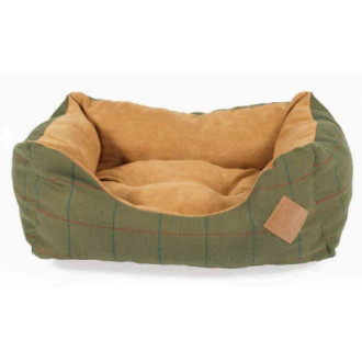 Danish Design Tweed Snuggle Dog Bed