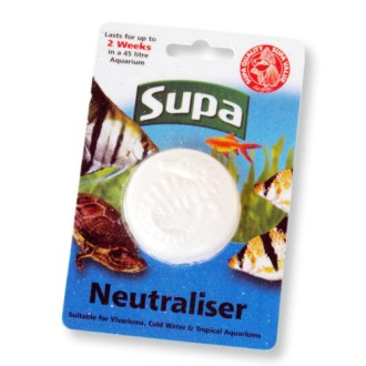Supa Fish Water Neutraliser