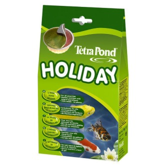 Tetra Pond Holiday Food