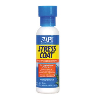 API Stress Coat & Aquarium Fish Tank Tap Water Treatment