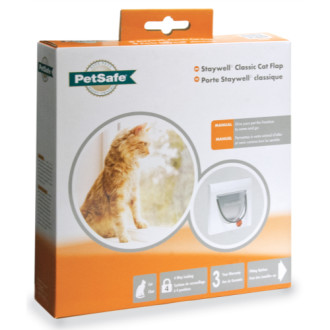 Petsafe Staywell Manual 4 Way Locking Classic Cat Flap
