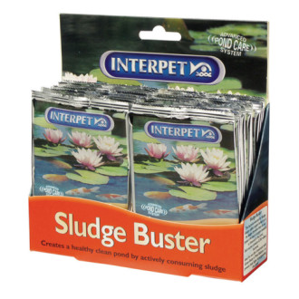 Interpet Blagdon Pond Sludge Buster Single Sachets