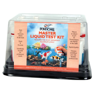 Pondcare Liquid Master Test Kit