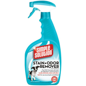 Simple Solution Dog Stain and Odour Remover