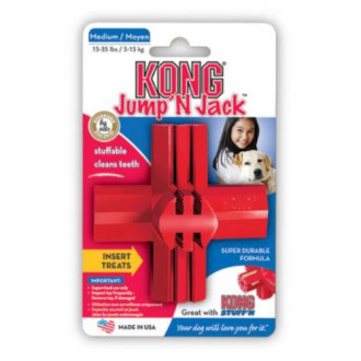 KONG Jump N Jack Dog Toy