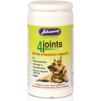 Johnsons 4 Joints Dog Tablets