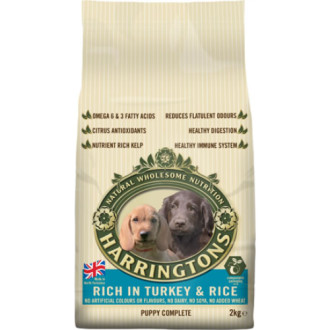 Harringtons Complete Puppy Dog Food