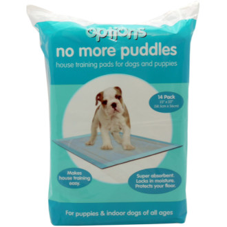 Rosewood Options Puppy Training Pads