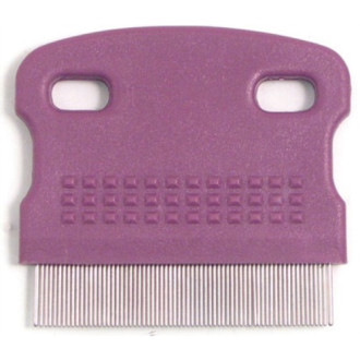 Rosewood Soft Protection Salon Flea Comb