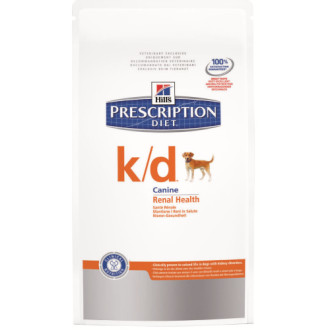 Hills Prescription Diet Canine KD