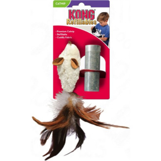 KONG Feather Mouse