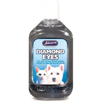 Johnsons Dog & Cat Diamond Eyes Tear Stain Remover